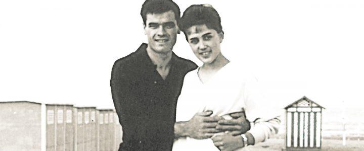 Anna e Vito - gelateria La Romana