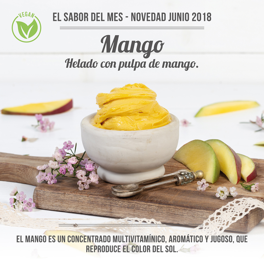 Gelateria La Romana-Mango-ES