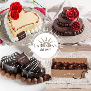 San Valentino gelateria La Romana