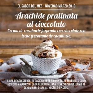 Arachide pralinata al cioccolato La Romana