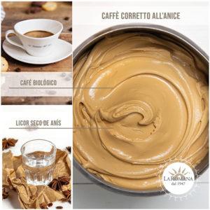 Cosa c'è dentro Caffè corretto LA Romana