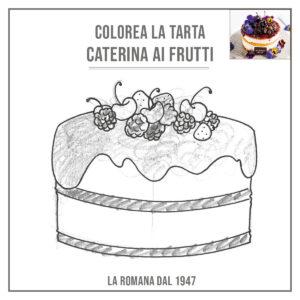 Colorea la tarta 3