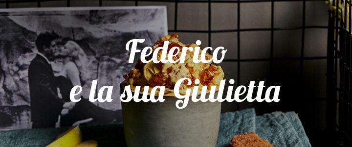 Federico e la sua Giulietta (Tarta de manzana)